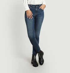 Bamboo Skinny Jeans