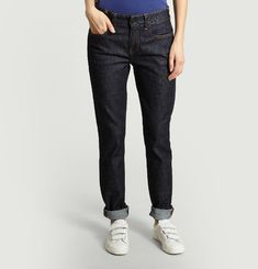 Jean Bamboo Blue Raw