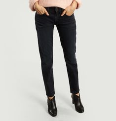 Bamboo Loose Jeans