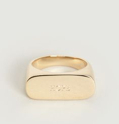 Hope Signet Ring