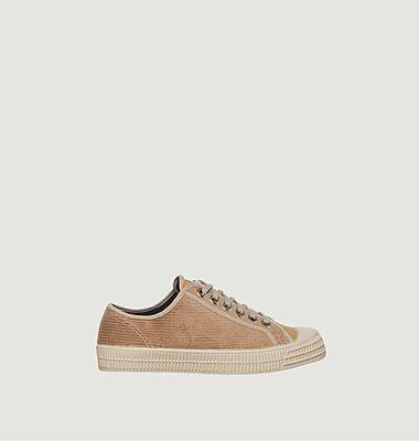 Sneakers Star Master velours