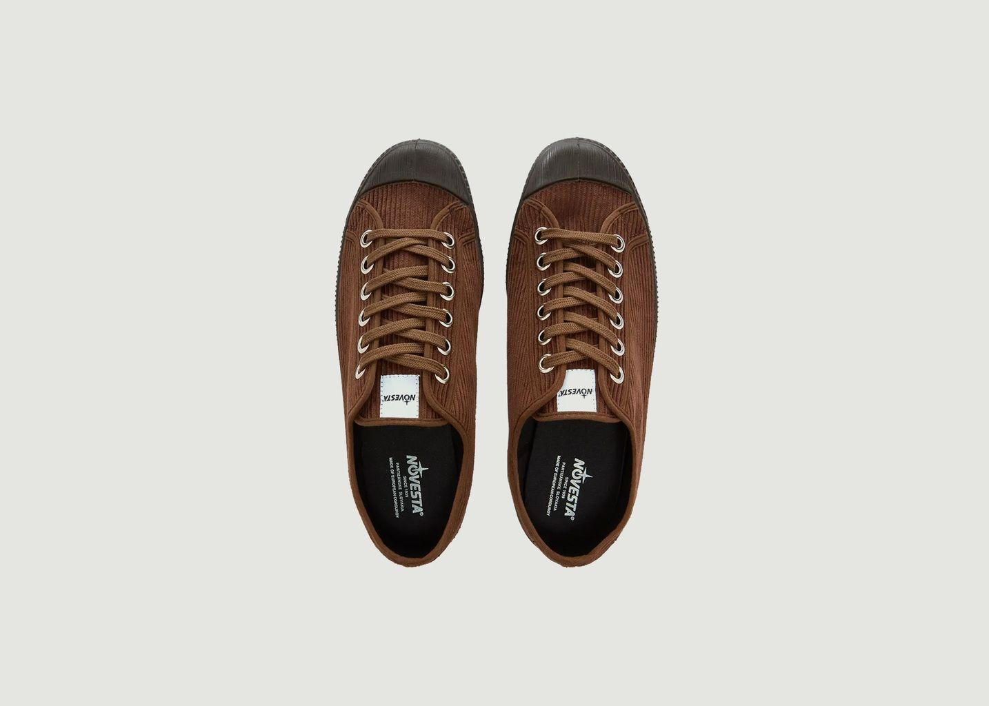 Sneakers en velours côtelé Star Master - Novesta
