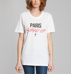 Tshirt Paris Stand Up