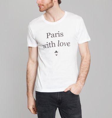 Tshirt Paris With Love