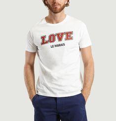 T-Shirt Love Le Marais