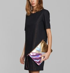 Saturne Clutch Bag