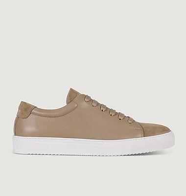 Sneakers Edition 3 bi-matière