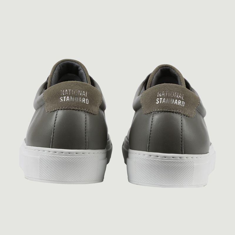 Sneakers Edition 3 bi-matière - National Standard