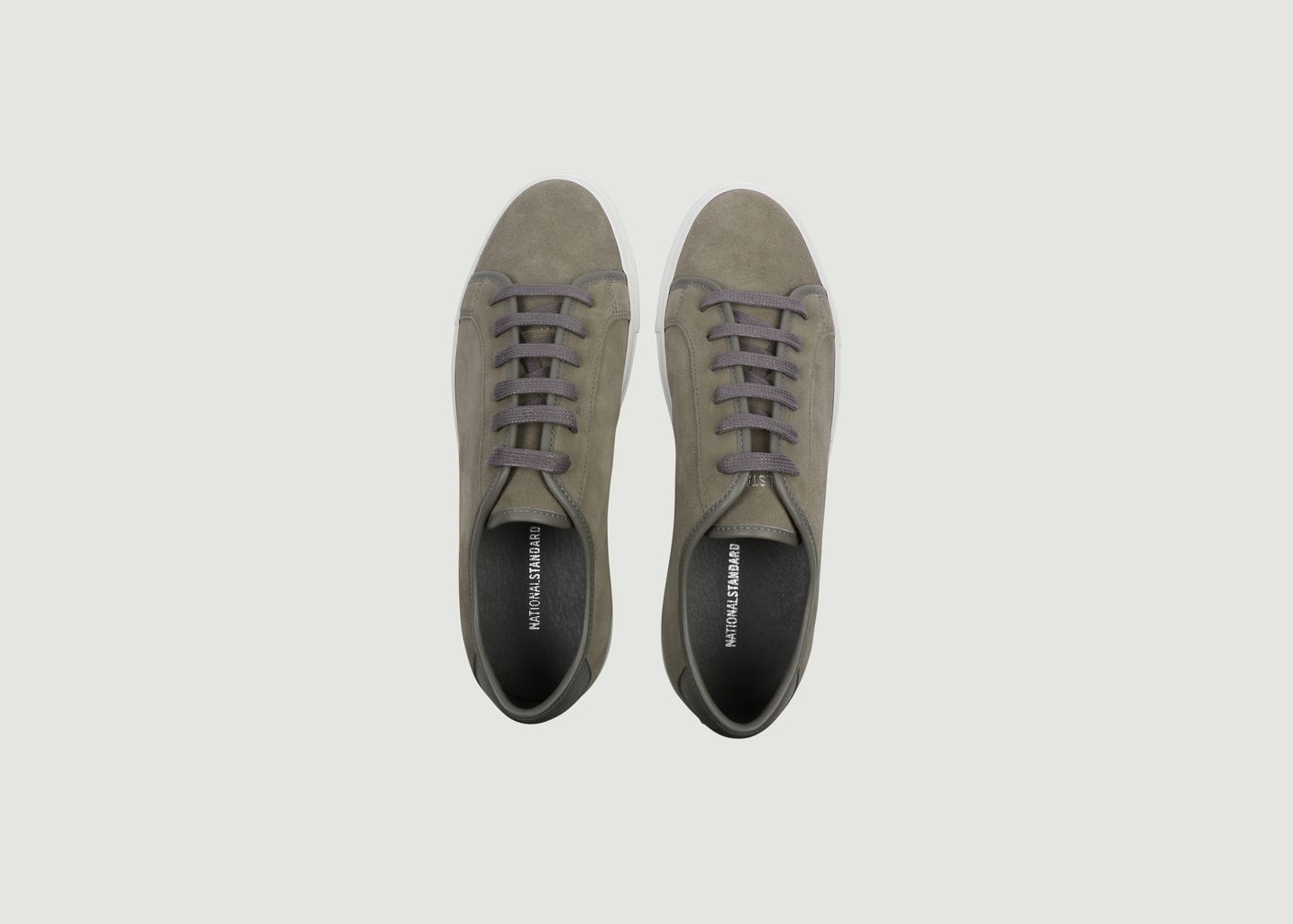 Sneakers Edition 3 Suede - National Standard