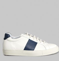 Edition 4 White Navy