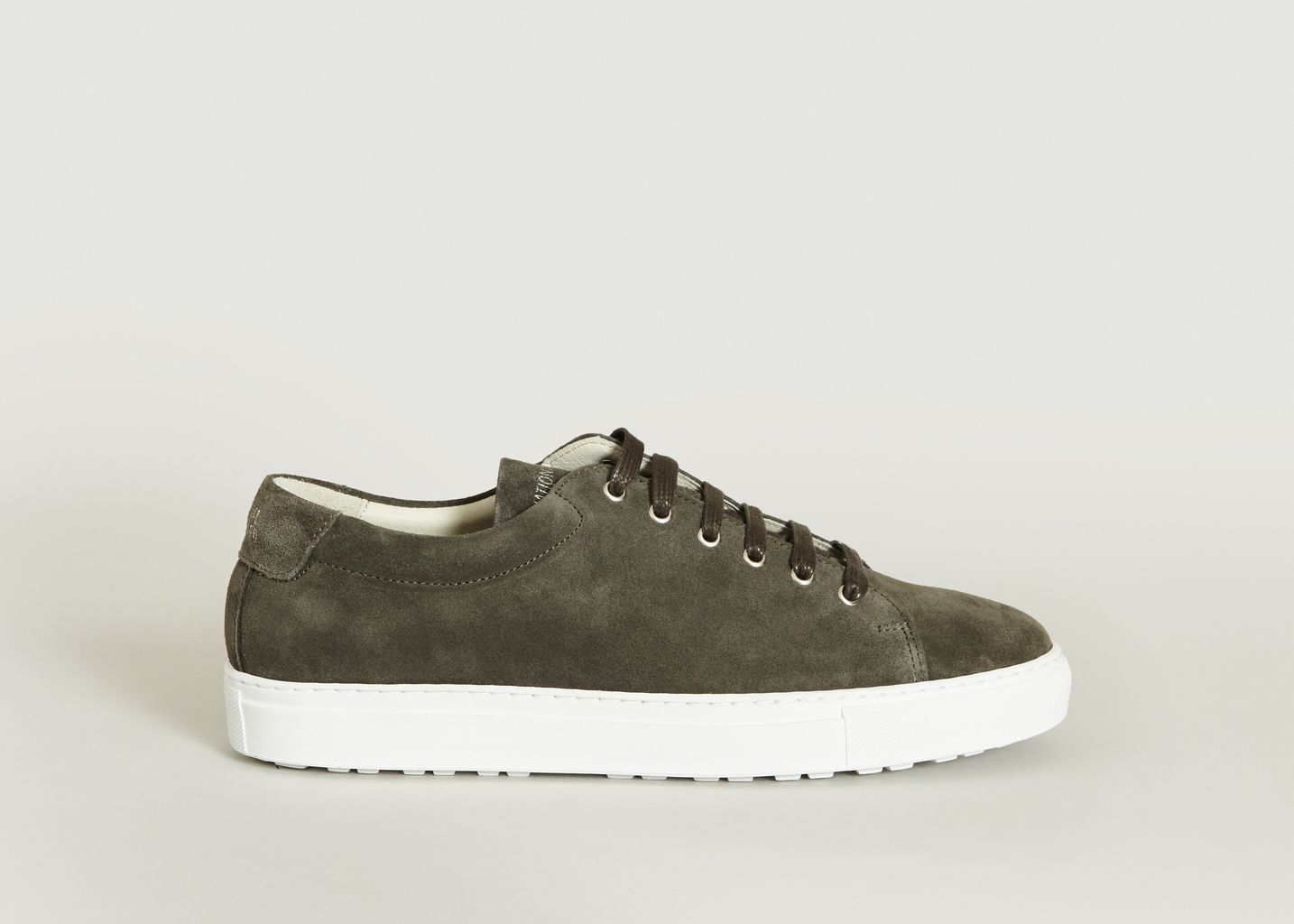 Top 3 L'Exception Standard Edition Khaki National Low Trainers pwH6ctdqPP