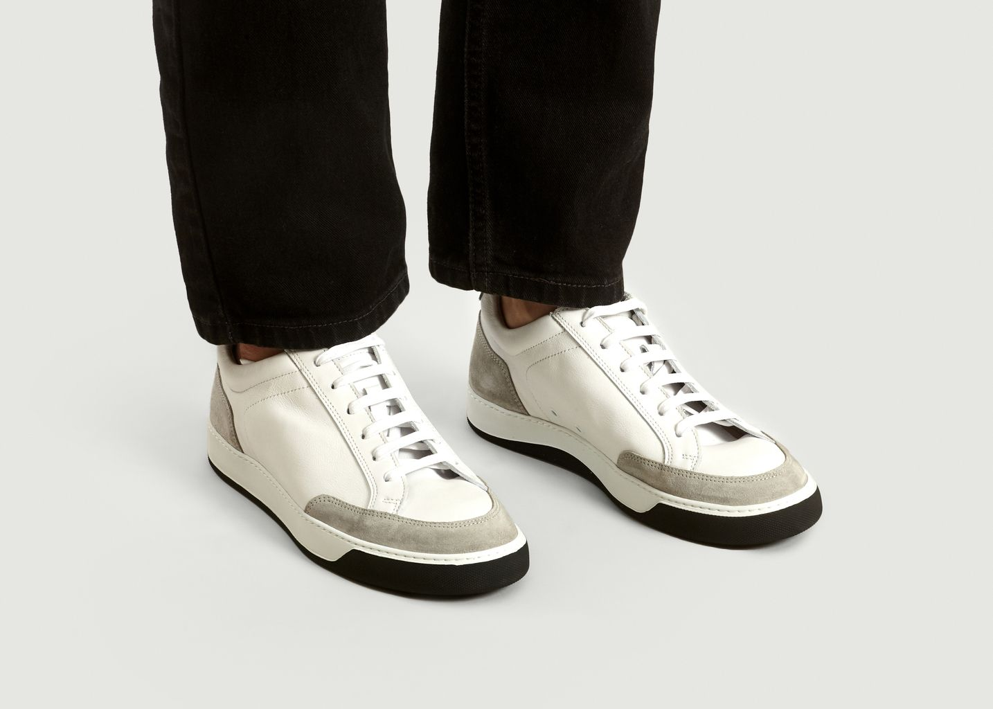 Sneakers Edition 6 Bi-Matière - National Standard