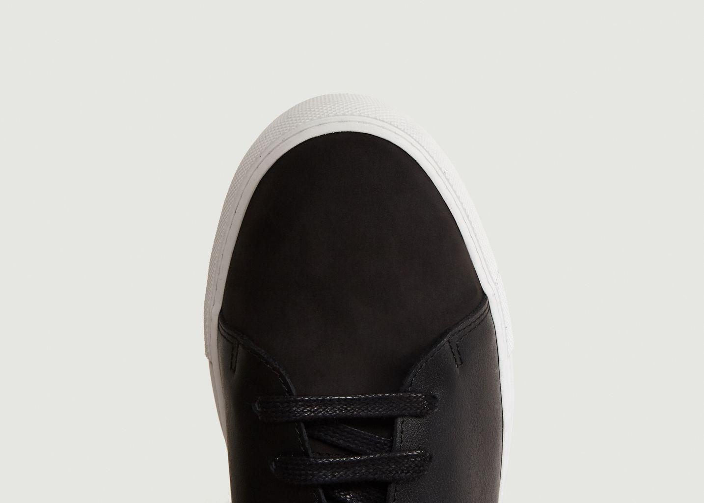 Sneakers Edition 3 en Cuir Nubuck - National Standard