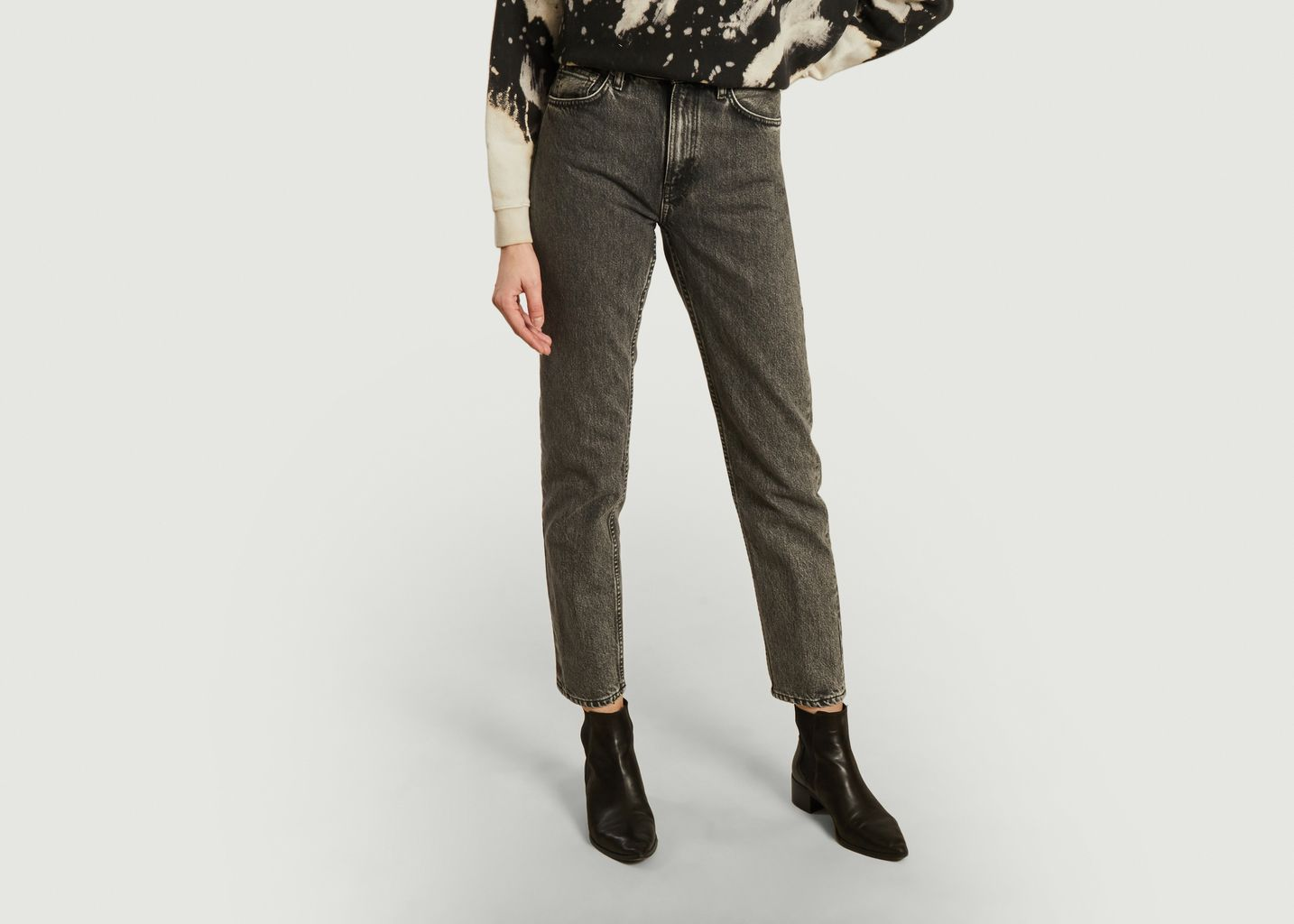 Jeans Mumfit Breezy Britt - Nudie Jeans