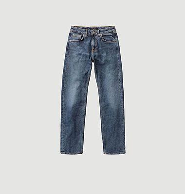 Jeans droit Sally coupe boyfriend
