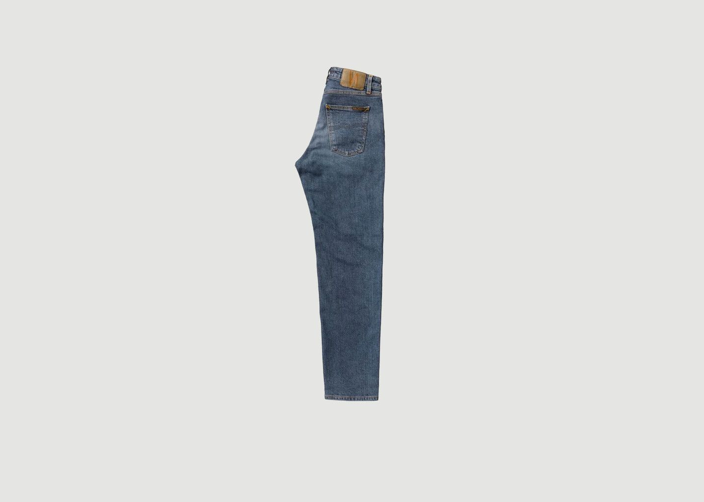 Jeans droit Sally coupe boyfriend  - Nudie Jeans