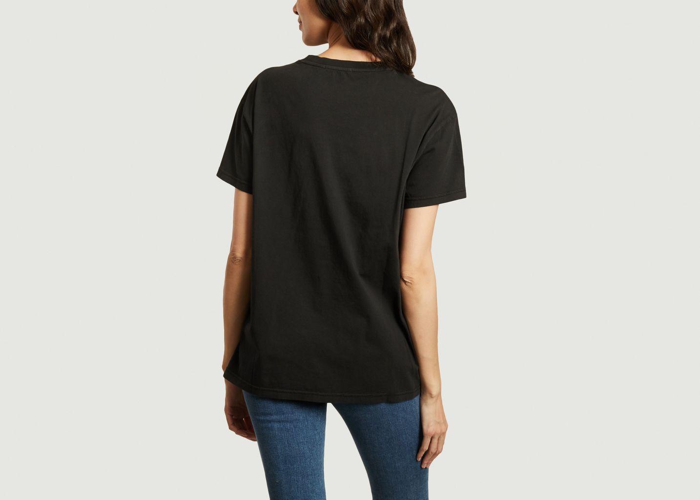 T-shirt en coton bio imprimé Tina Daysleeper - Nudie Jeans
