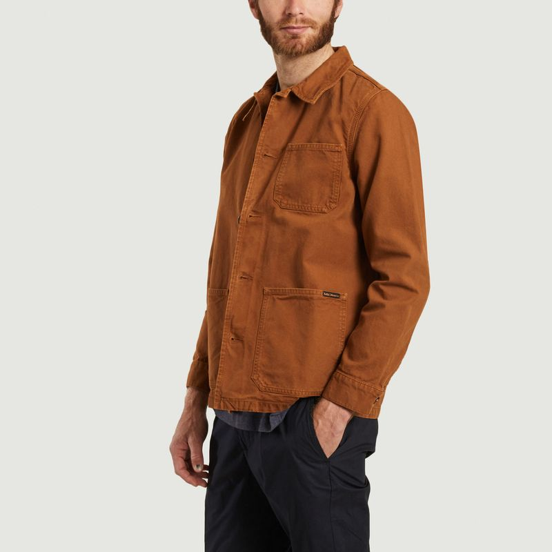 Veste Barney Canvas  - Nudie Jeans