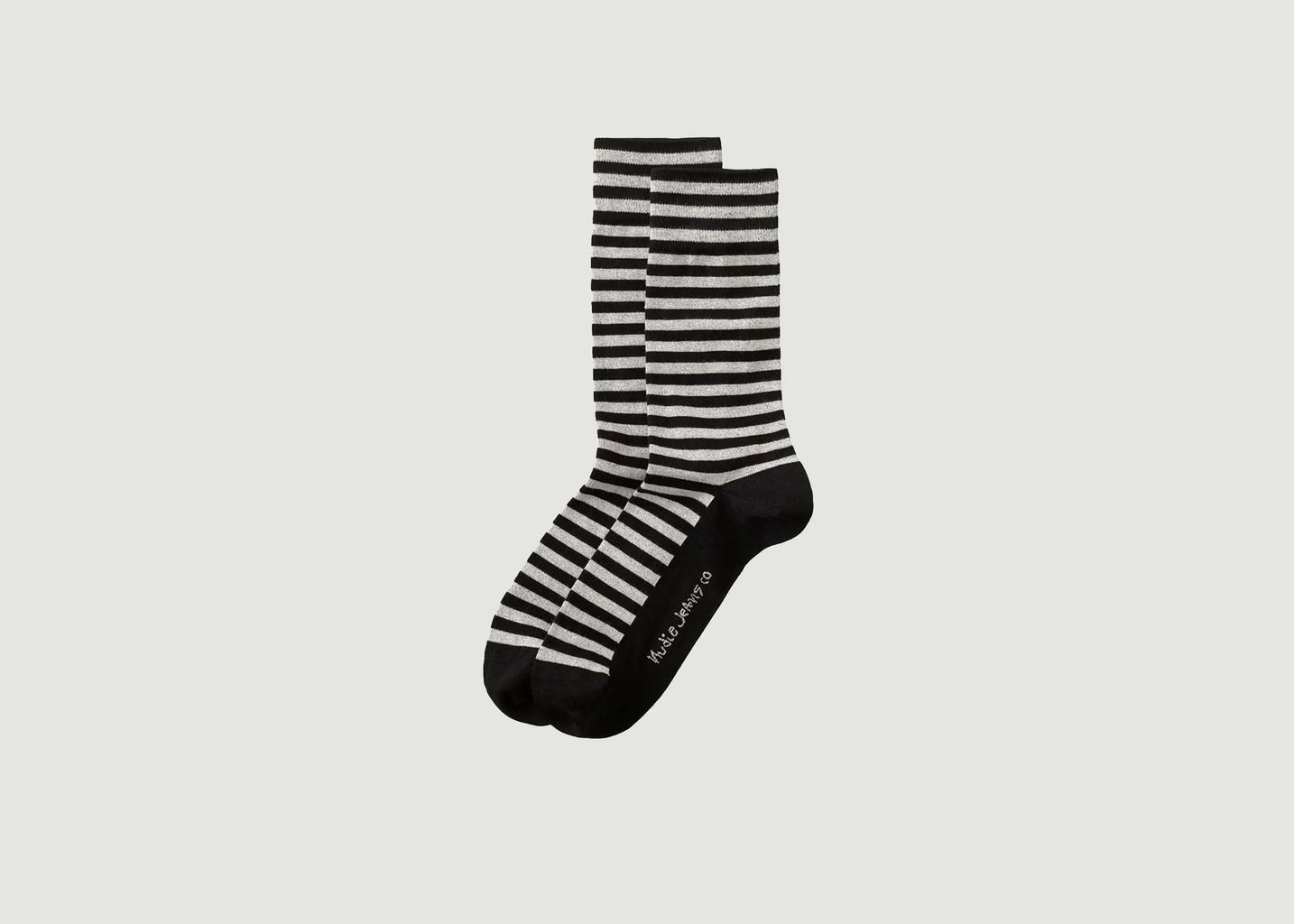 Chaussettes rayées Olsson - Nudie Jeans
