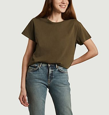 T-shirt cropped Lisa