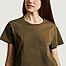 matière T-shirt cropped Lisa - Nudie Jeans