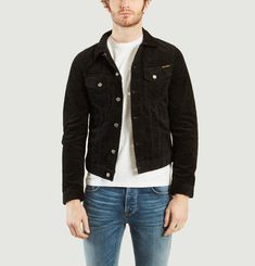 Billy Slim Cord Jacket