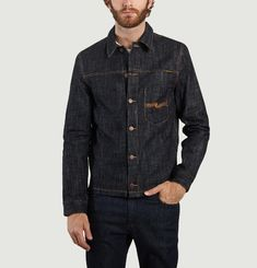 Veste En Jean Ronny Dry Cross Denim