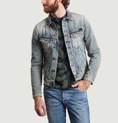 Denim Billy Jacket