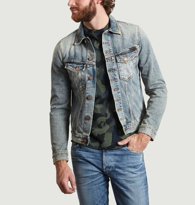 Veste Denim Billy en Coton Biologique