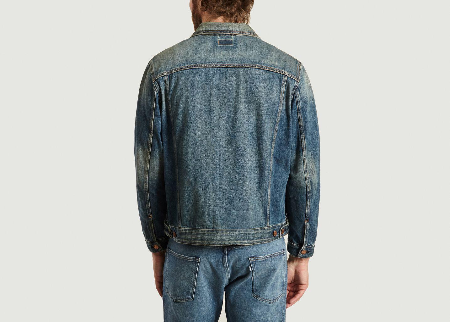 Veste En Jean Coupe Boxy Jerry - Nudie Jeans