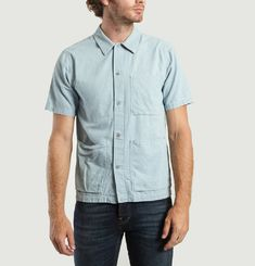 Chemise Svante Denim Worker