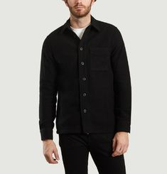 Sten Wool Overshirt