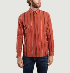 Sten Madras Shirt