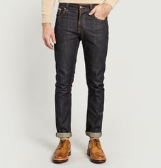Grim Tim Selvedge Denim
