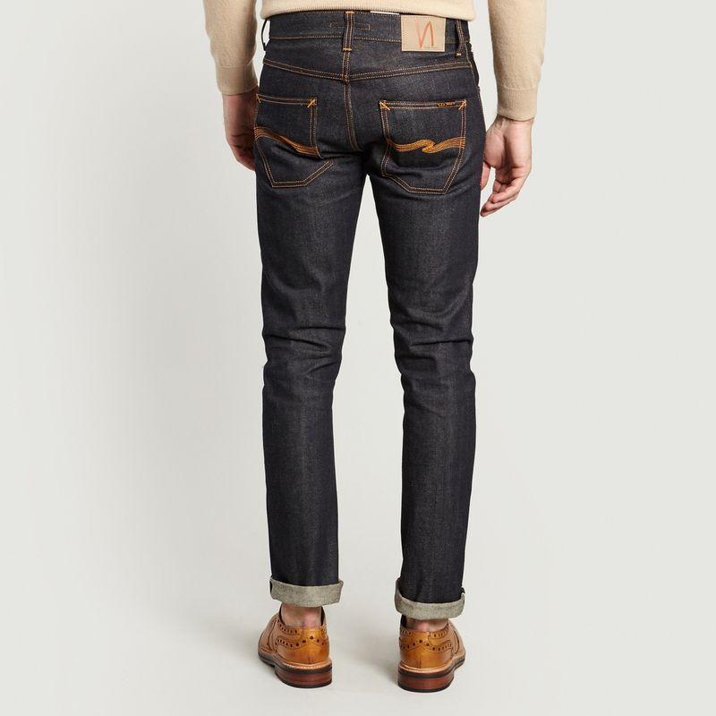 Jean Grim Tim Org Selvedge - Nudie Jeans