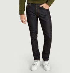 Jean Lean Dean Japan Selvage Bio