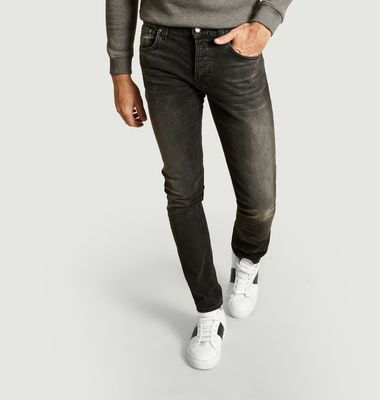 Jean Grim Tim Slim Concret Black