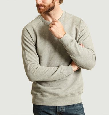 Sweatshirt Samuel Coton Bio
