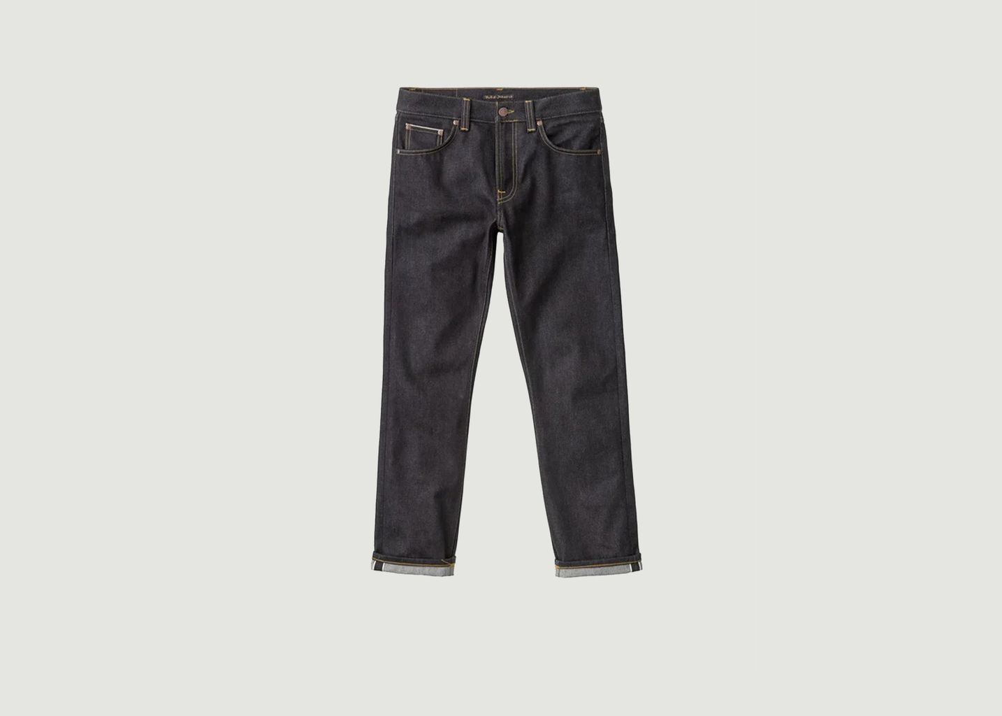 Jean Gritty Jackson Dry Maze Selvage - Nudie Jeans