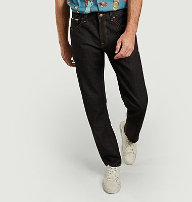 Jean Gritty Jackson Dry Maze Selvage