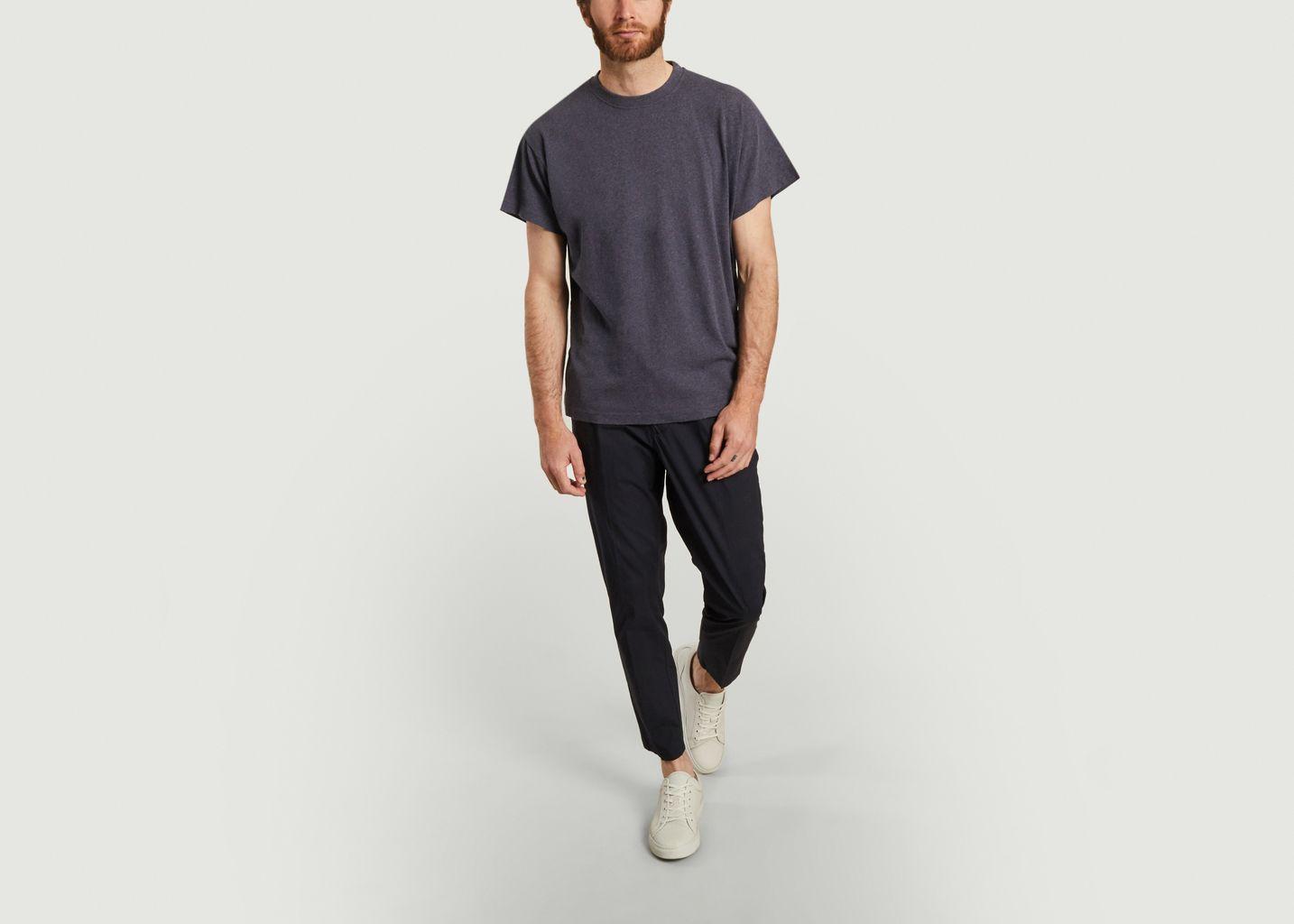 T-shirt Milton Recyclé - Nudie Jeans