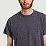 matière T-shirt Milton Recyclé - Nudie Jeans