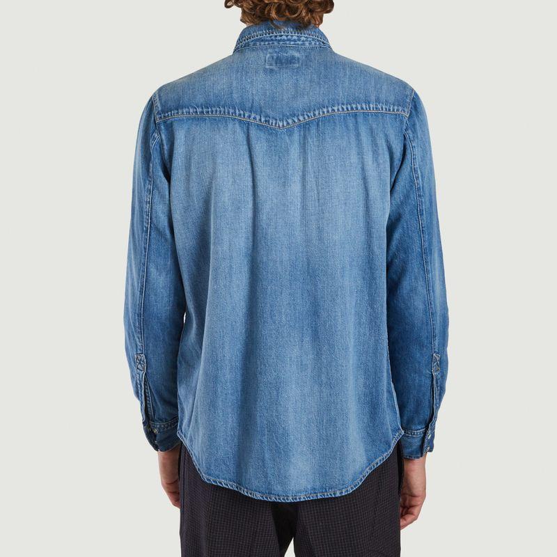 Chemise en Jean George Blue Tribe  - Nudie Jeans