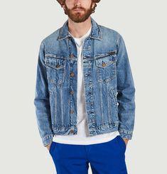 Veste Bobby Blue Tribe Nudie Jeans