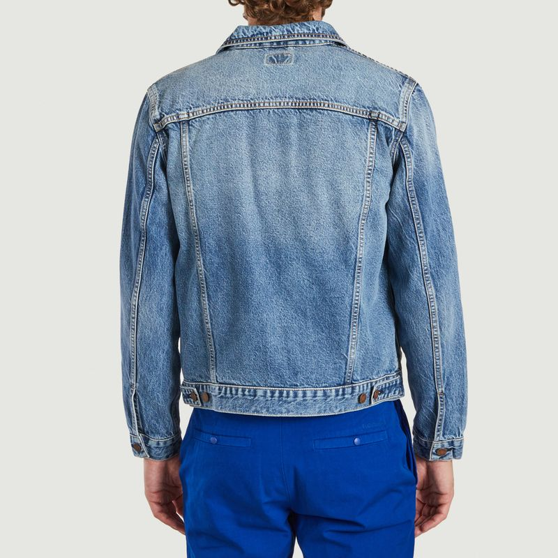 Veste en Jean Bobby Blue Tribe - Nudie Jeans