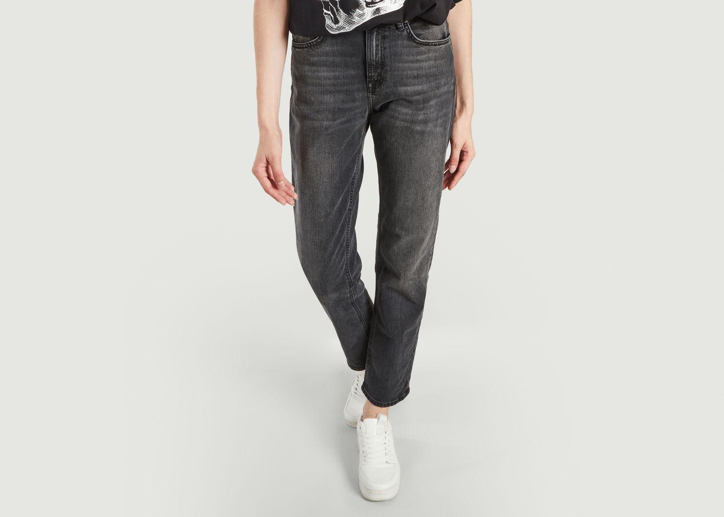 Jean Straight sally Midnight Rumble - Nudie Jeans