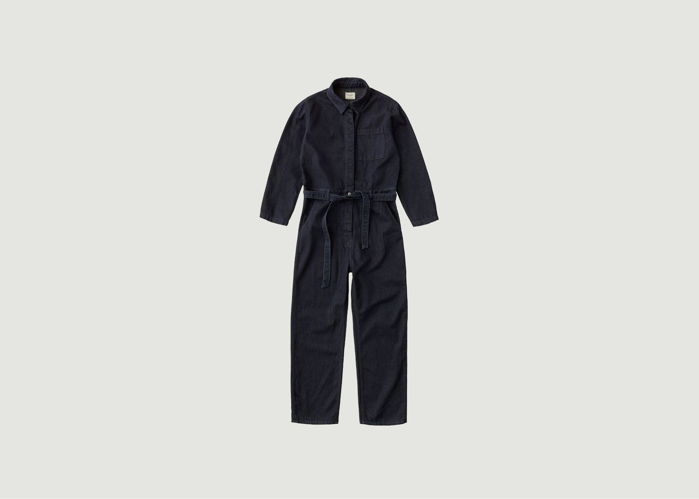 Combinaison Sophie en denim - Nudie Jeans