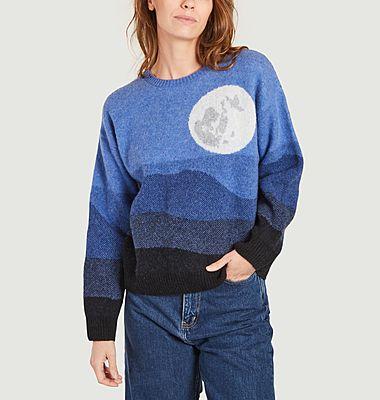 Pull jacquard Lena Moon