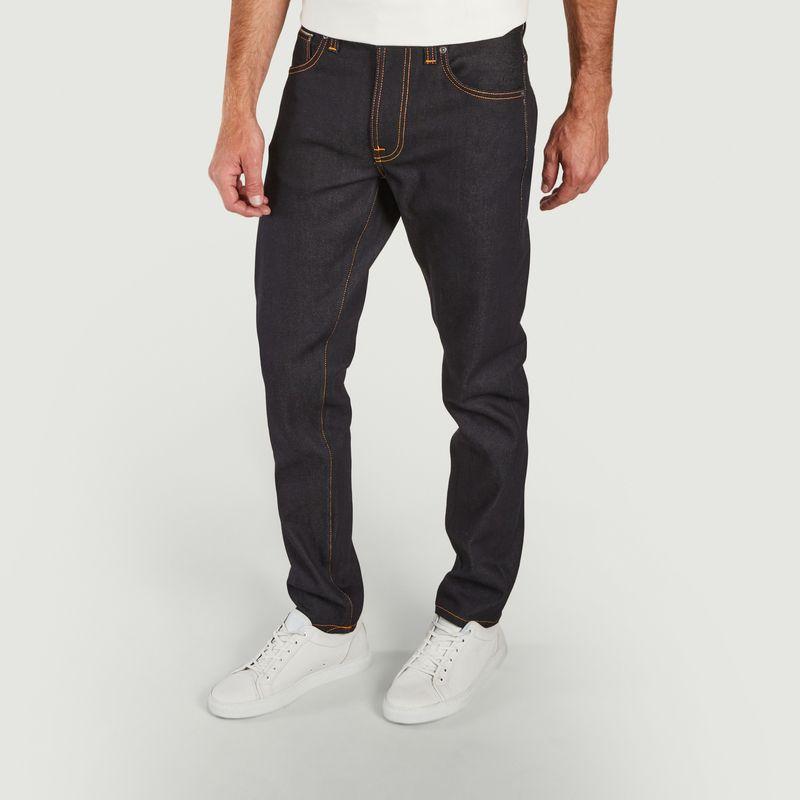 Jean Lean Dean Dry True Selvage - Nudie Jeans