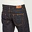 matière Jean Lean Dean Dry True Selvage - Nudie Jeans